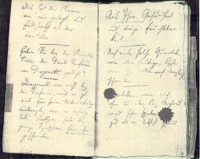 Cuadernos de Beethoven