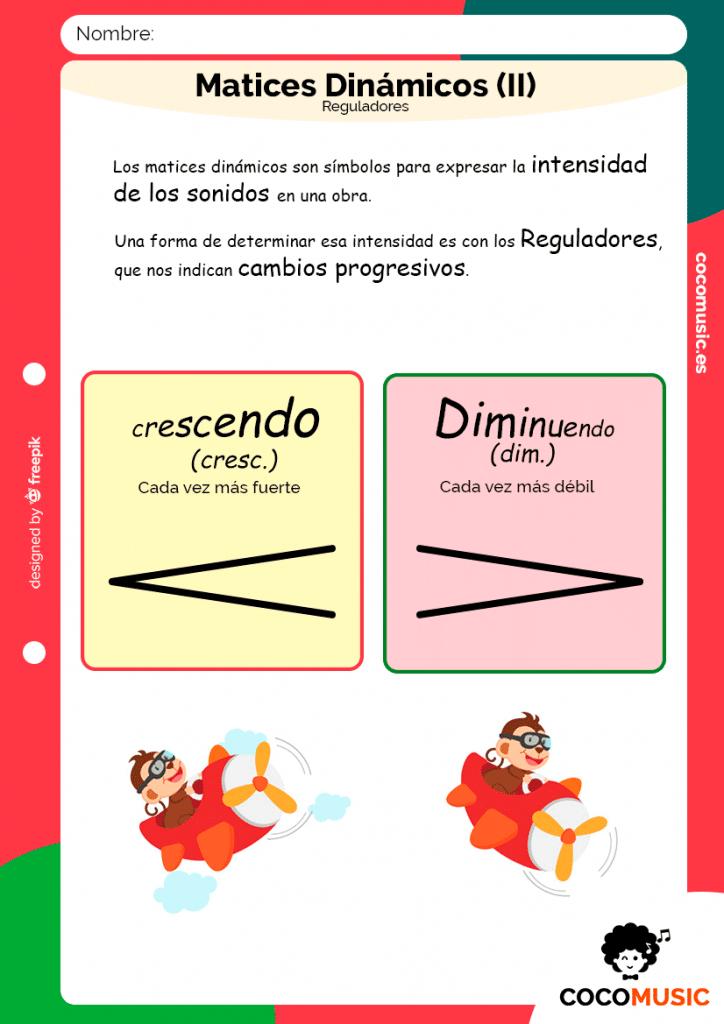Matices Dinámicos (II)