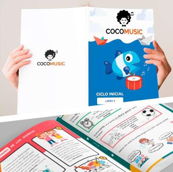 Libro música para niños gratis