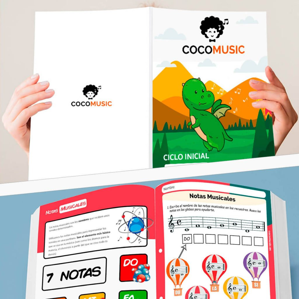 Ciclo Inicial Música (Libro 2)