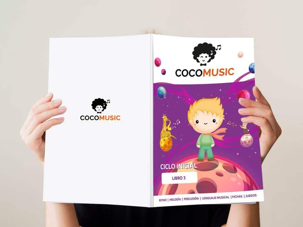 Ciclo Inicial Música (Libro 3)